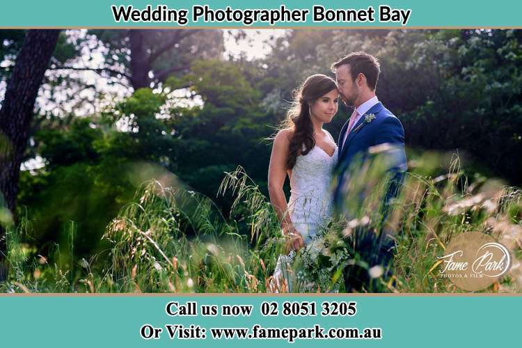 Photo of the Bride and the Groom Bonnet Bay NSW 2226