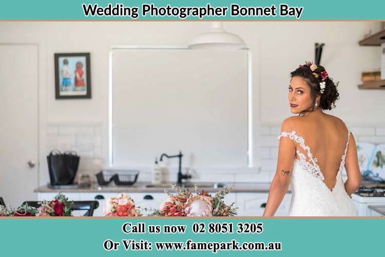 Photo of the Bride Bonnet Bay NSW 2226