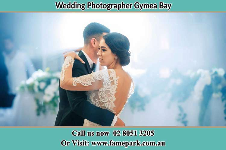 Photo of the Groom and the Bride dancing Gymea Bay NSW 2227