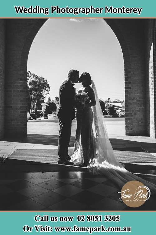 Photo of the Groom and the Bride Monterey NSW 2217
