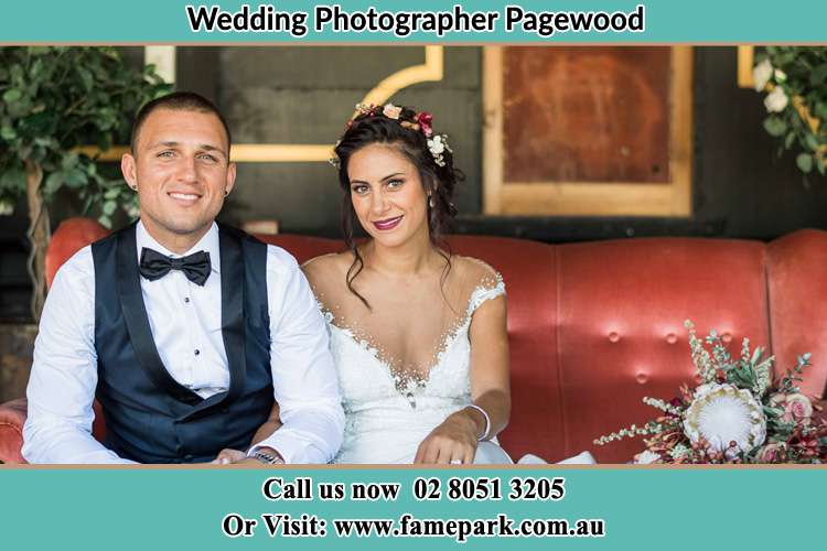 Photo of the Groom and the Bride Pagewood NSW 2035