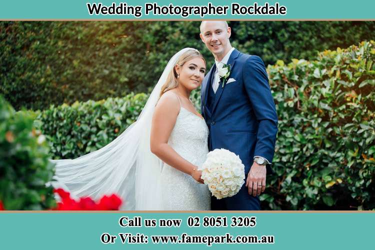 Photo of the Bride and the Groom Rockdale NSW 2216